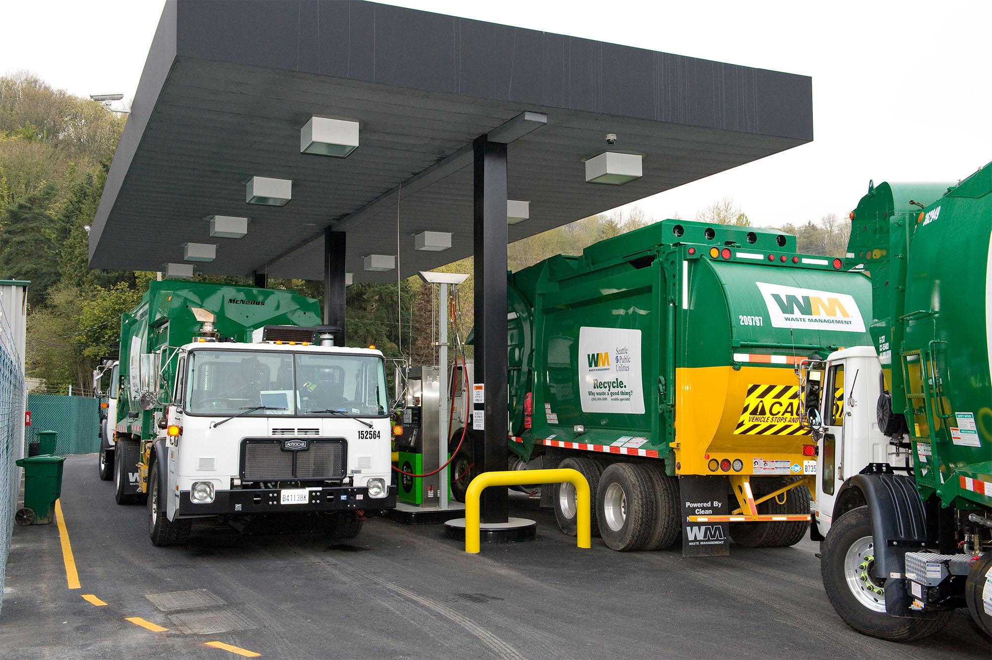 WASTE MANAGEMENT, INC. - Waste Management First In Ottawa - Autos.ca