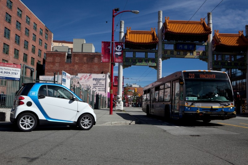 car2go expands in Vancouver general news
