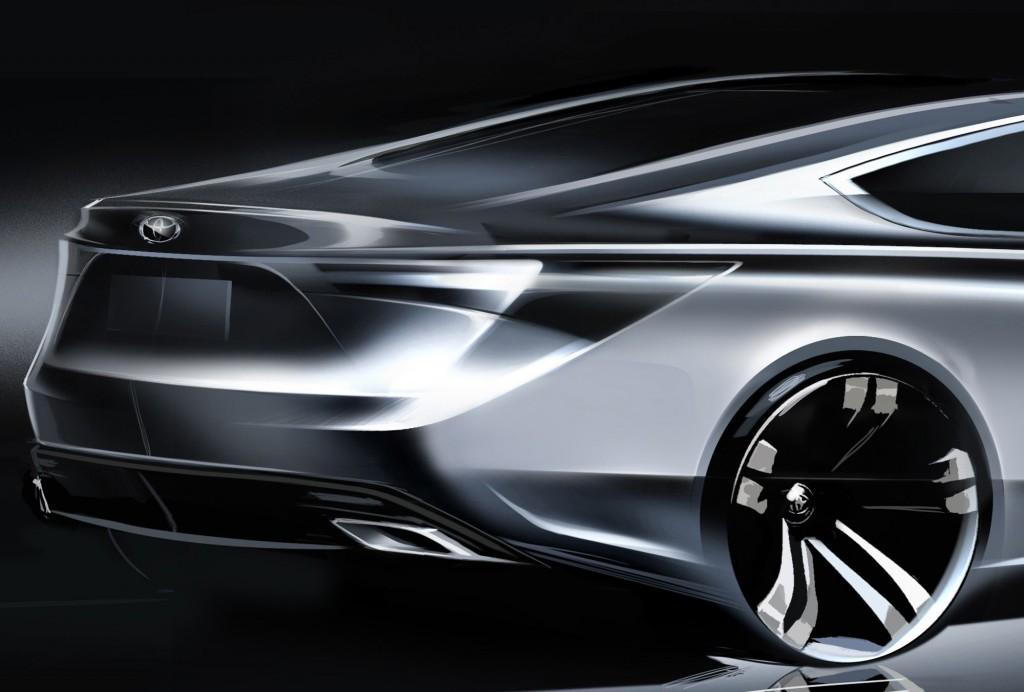 Toyota 2012 New York Auto Show teaser