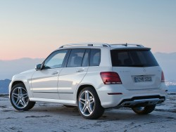 Mercedes Benz releases official photos of 2013 GLK Class general news auto shows auto news