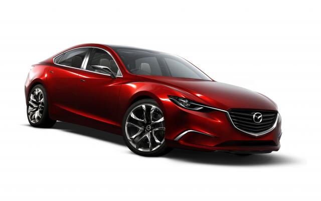 Mazda Takeri concept with SkyActiv Diesel to debut in New York mazda general news auto shows auto news