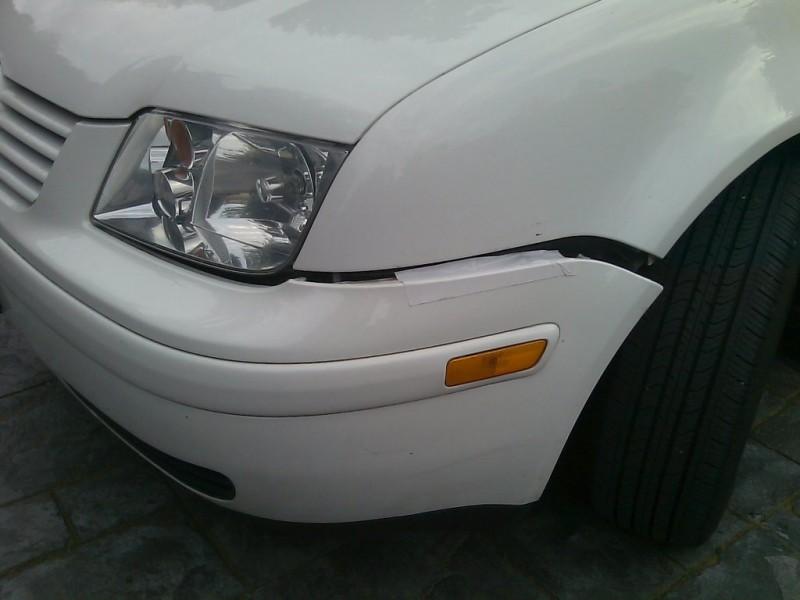Parking Damage