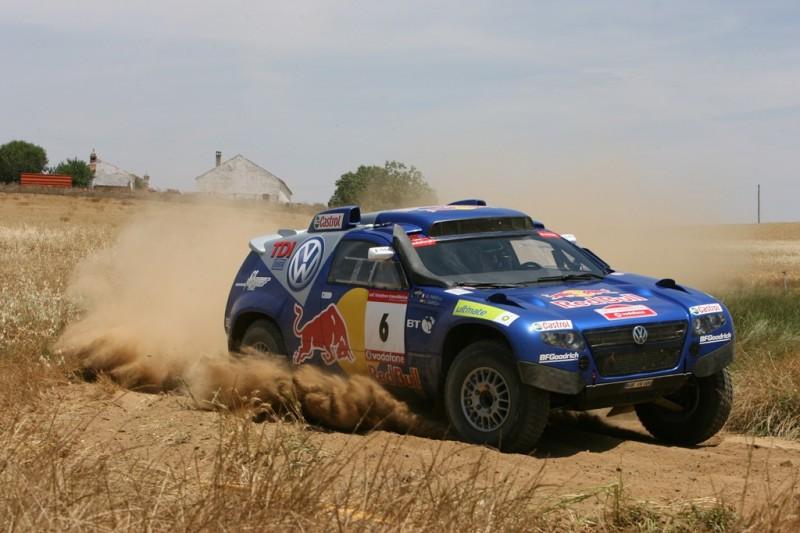 Rally Touareg