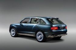 Bentley Releases Details on SUV Engine Lineup general news