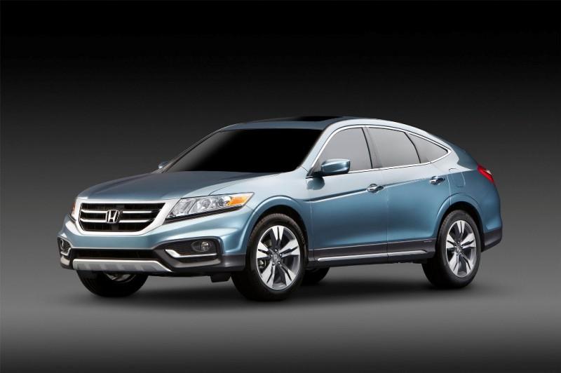 Honda Unveils 2013 Crosstour Concept