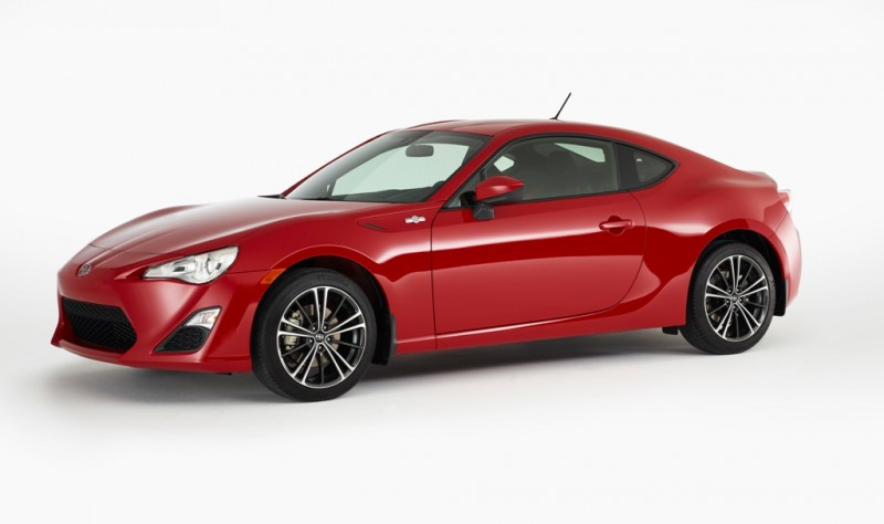 Scion announces Canadian pricing of FR S general news
