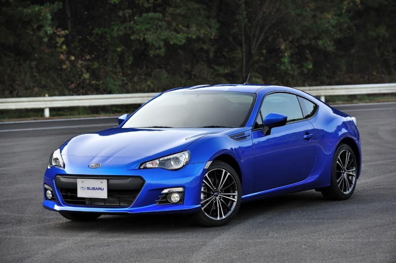 Subaru BRZ Canadian Pricing Announced general news
