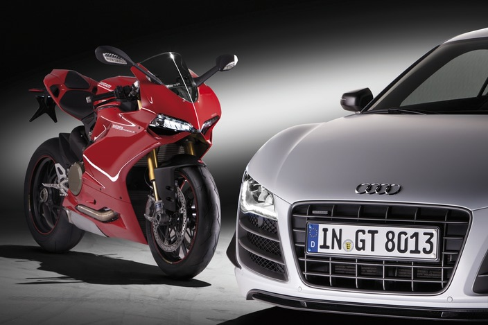 Audi Purchases Ducati general news