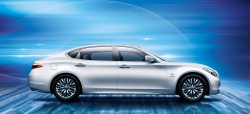 Infiniti M LWB (Long Wheelbase version)