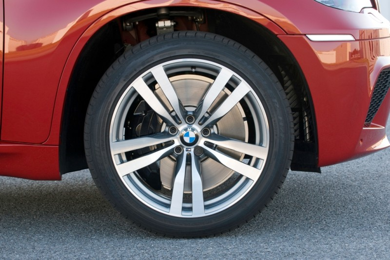 BMW Crossovers Recalled for Tire Labels general news