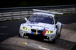 13.05.2010 - 16.05.2010 Nürburgring (DE), Jörg Müller (DE), Augusto Farfus (BR), Uwe Alzen (DE), Pedro Lamy (PT), No 25, Team BMW Motorsport, BMW M3 GT2, 2010 ADAC 24h Nürburgring. This image is Copyright free for editorial use © BMW AG