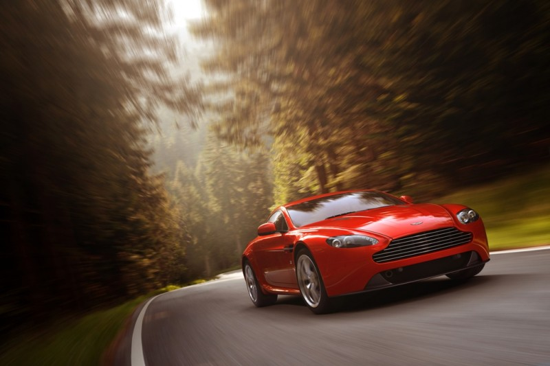 Aston Martin Improves the Vantage  general news
