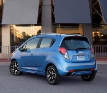 Chevrolet Releases Spark Pricing and Option Packages for Canada general news
