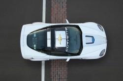 2012 Corvette Indy Pace Car