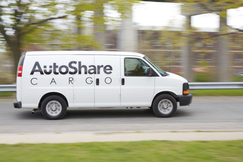 AutoShare adds Cargo Vehicles to its Fleet general news