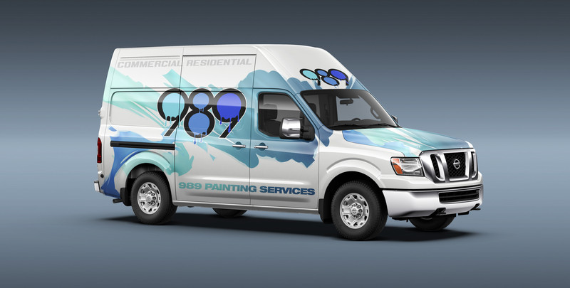 3M and Nissan Want You to Wrap Your Van general news