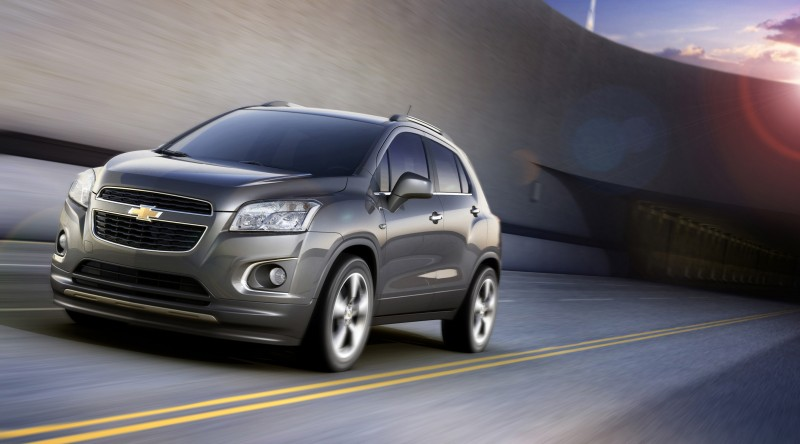 Chevrolet Canada to Get Buick Encore Twin general news