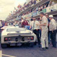 24 Hours of LeMans, LeMans, France, 1965.