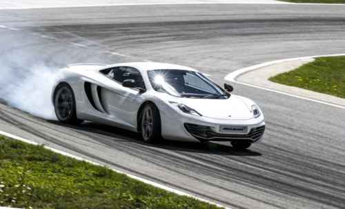 McLaren MP4 12C Gets More Awesome general news