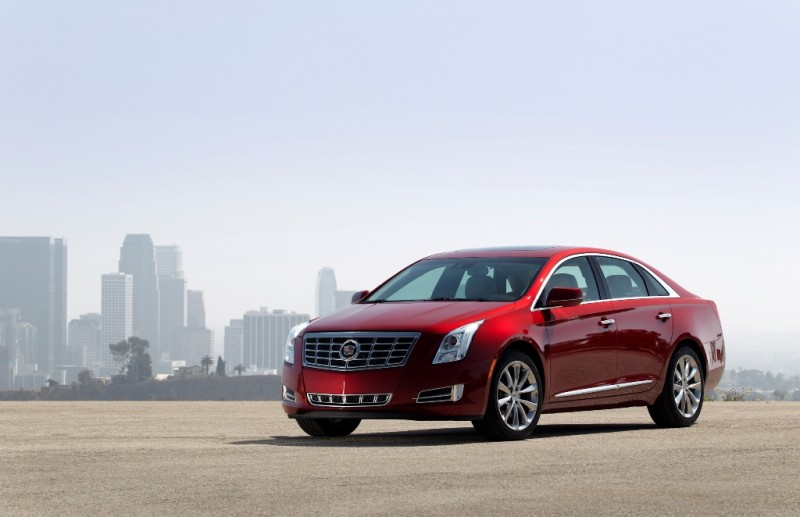 Canadian Built XTS Rolls Out to Dealers general news