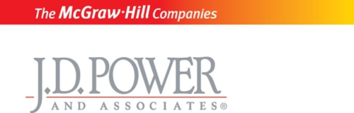 J.D. POWER AND ASSOCIATES MCGRAW-HILL COMPANIES LOGO