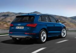 Audi SQ5 TDI/Fahraufnahme