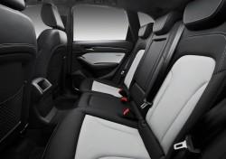 Audi SQ5 TDI/Innenraum