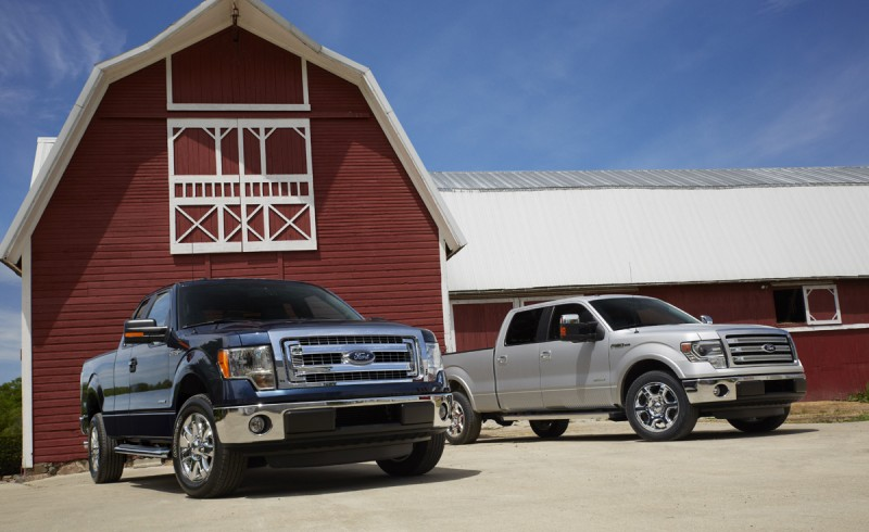 Ford Unveils Revised 2013 F 150 general news