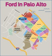 Ford in Palo Alto