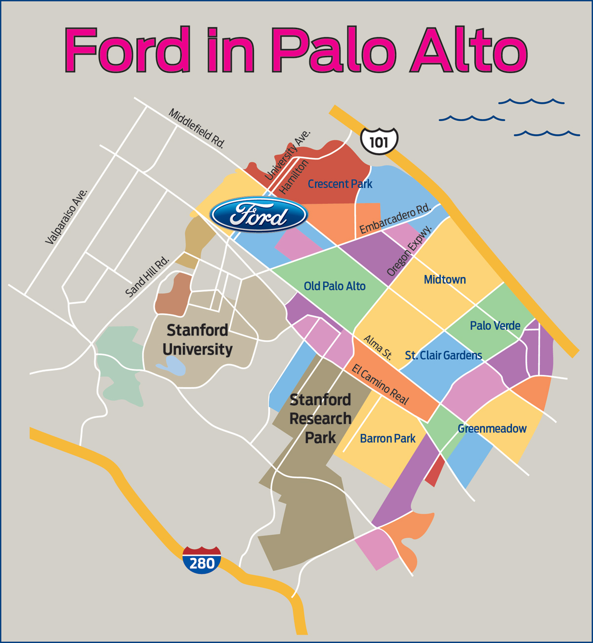 Ford Opens High-Tech Lab In Silicon Valley