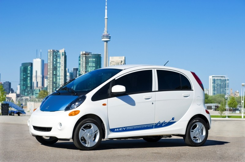 Mitsubishi i MiEV Under Recall general news