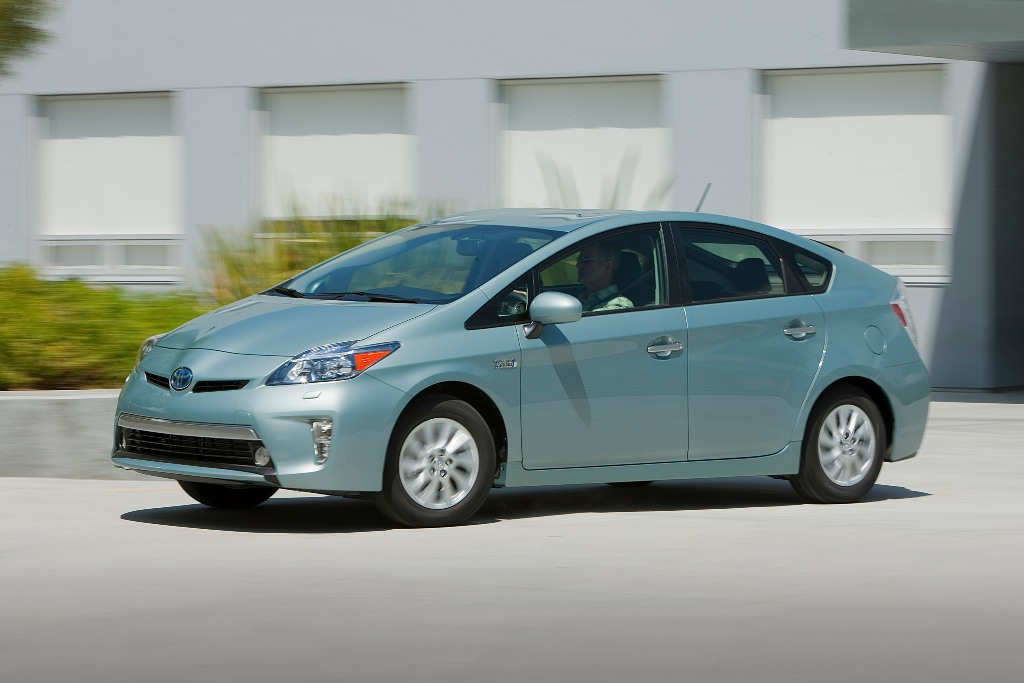 Test Drive A Prius Phv In Downtown Toronto This Weekend