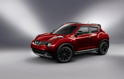 2013 Nissan JUKE Features New Midnight Edition Package