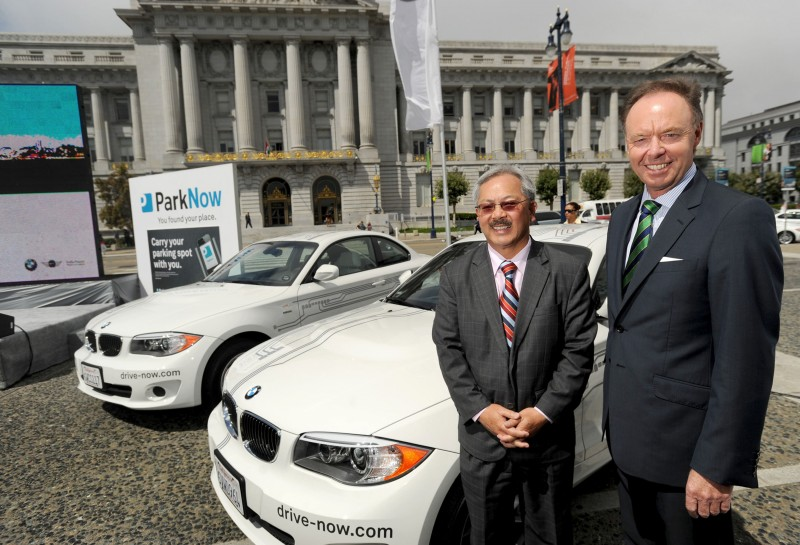 BMW Launches ParkNow and Provides Details on DriveNow general news