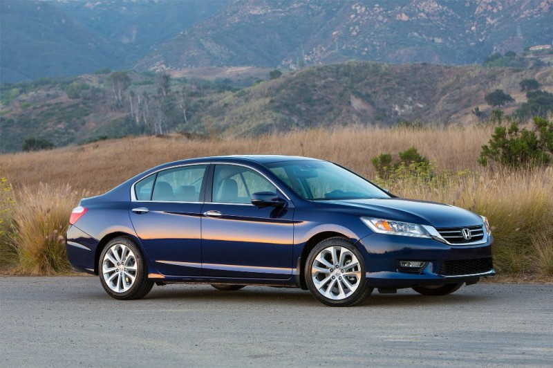 2013 Honda Accord Canadian Pricing Announced general news