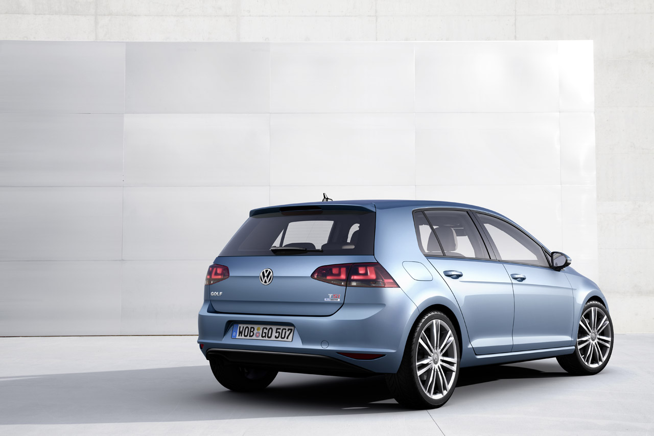 Volkswagen Introduces 2014 Golf general news