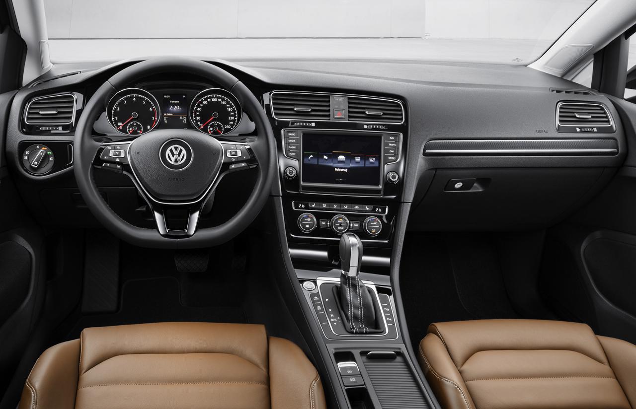Volkswagen Introduces 2014 Golf general news
