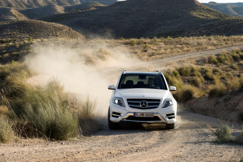 Mercedes Benz GLK Class Under Recall general news