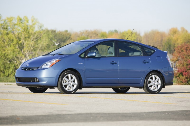 Toyota Prius Under Recall general news
