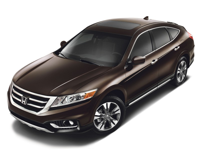 Revised 2013 Crosstour on Sale Now general news
