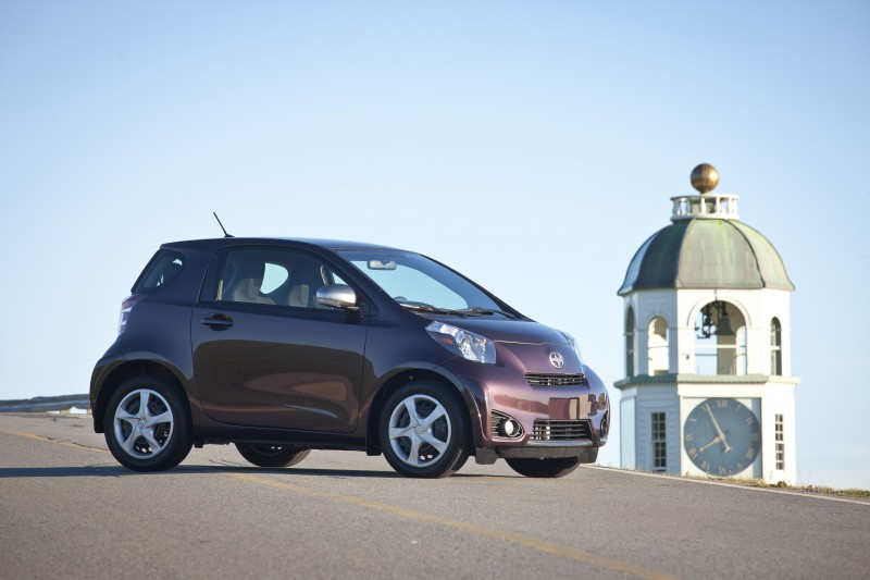 Scion Voluntarily Recalls the iQ general news