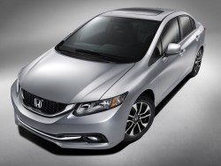 First Images of Restyled 2013 Honda Civic Revealed general news