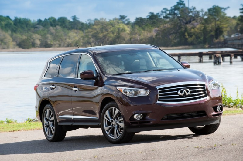 Infiniti Expands Into Brazil general news