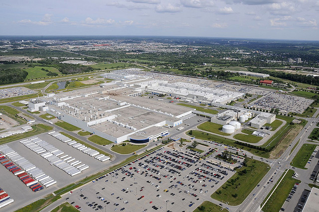 Canadian Automobile Manufacturing Thriving in Canada general news
