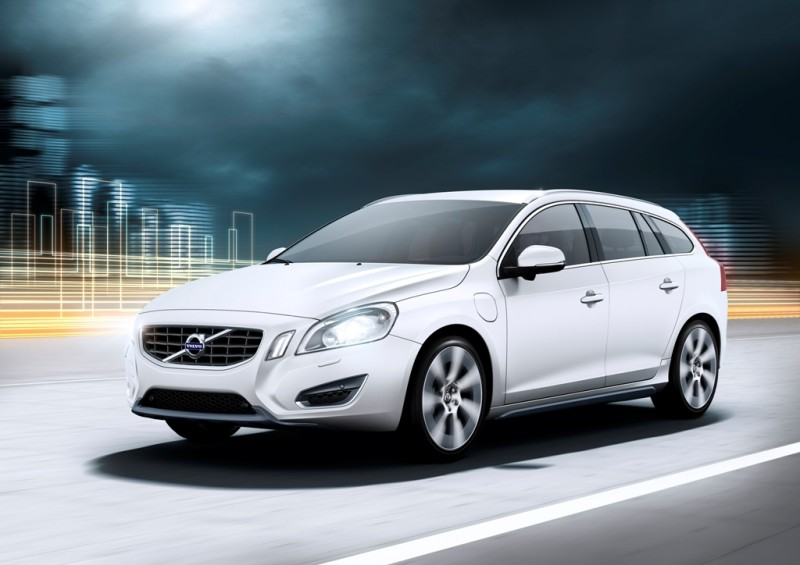Volvo Begins Diesel Plug In Hybrid Production general news
