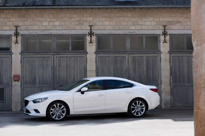 Mazda Plans Four Vehicle Premieres in L.A. 2012 la autoshow 2013 autoshows auto shows general news