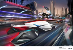 BMWs Vision of a 2025 Highway Patrol Vehicle general news