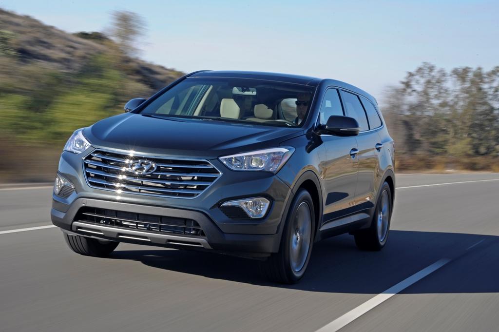 Hyundai Unveils Long Wheelbase Santa Fe Xl Autos Ca