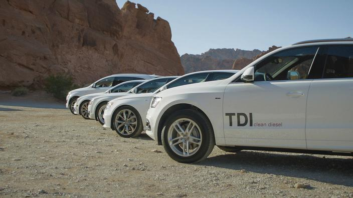 Four New TDIs Ready to Debut general news