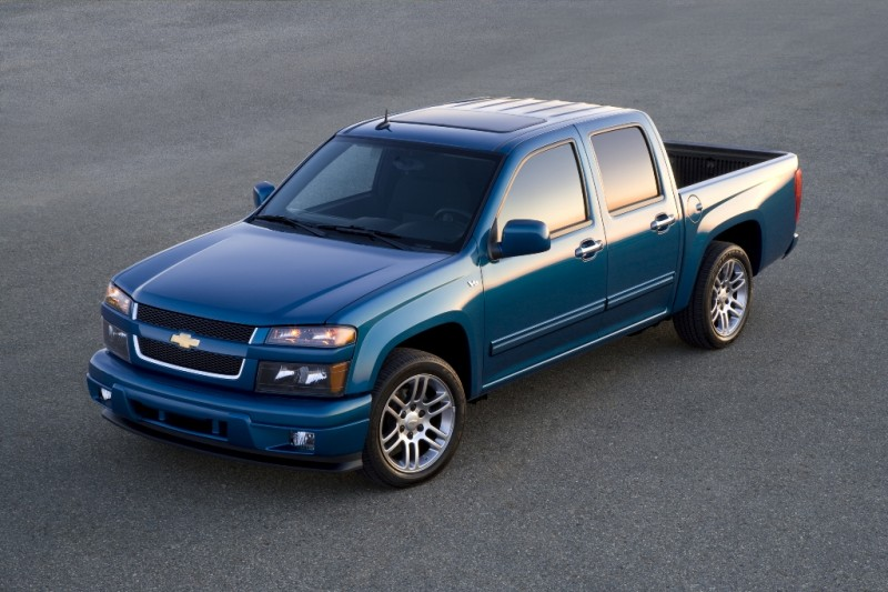 GMC Canyon and Chevrolet Colorado Under Recall general news